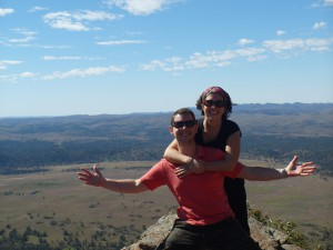 SA Mount Olssen Flinders Ranges