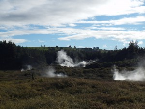 NZ craters of the moon 1