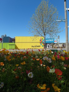 Re:Start oftewel Container City