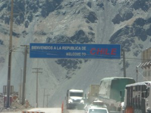 road signs verkeersbord chile chili