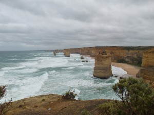 Aus Victoria Great Ocean road twelve apostles