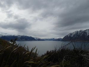 NZ Zuidereiland lake hawea