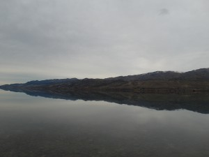 Spiegelbeeld in Lake Wanaka