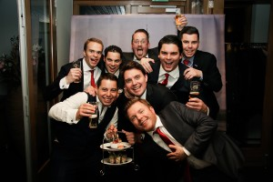 Vrijgezellenfeest mannen // Bachelor party boys!