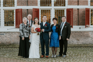 Met onze ouders // With our parents